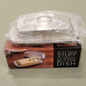 ⭐2/20⭐ Kitchenstuff Butter Dish